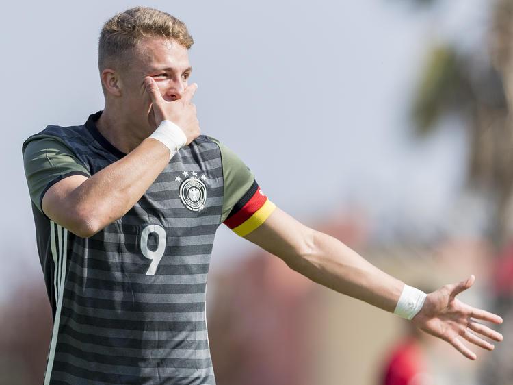 Mann des Spiels: Jann-Fiete Arp knipst Deutschland in die Runde der letzten Acht