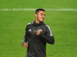 Thiago verletzte sich beim Auswärtsspiel des FC Bayern München