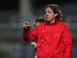 Renè Aufhauser wechselt als Co-Trainer von Liefering nach Salzburg