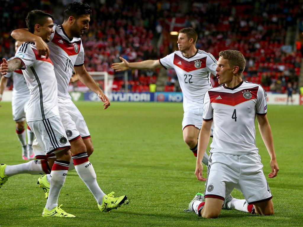 Das deutsche Olympiateam muss sich auf starke Gegner einstellen