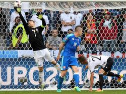 Mit einem Reflex der Marke Weltklasse verhinderte Manuel Neuer gegen die Slowakei ein Gegentor