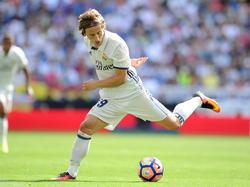 Luka Modrić bleibt Real treu
