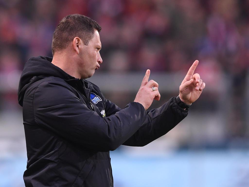 Hertha-Coach Pál Dárdai glaubt an Punktgewinn gegen Bayern München