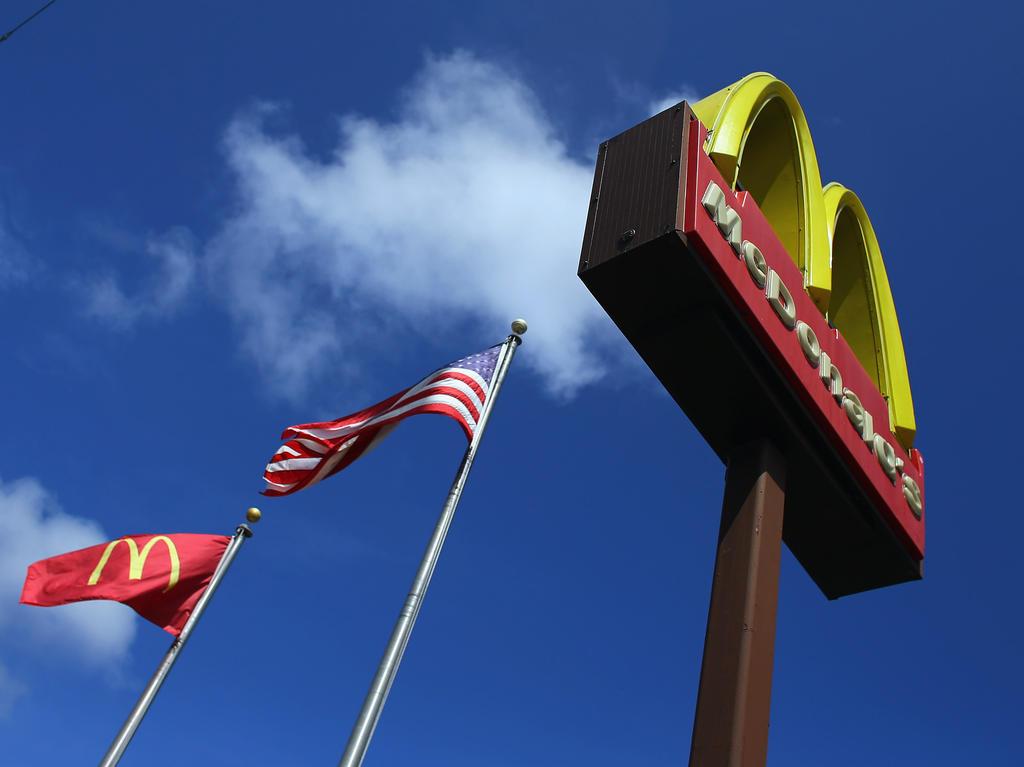 IOC und McDonald's beenden Partnerschaft