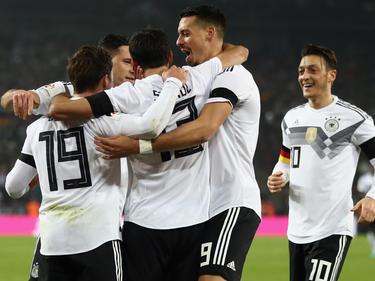 Dem DFB-Team winkt eine hohe Prämie für den WM-Sieg
