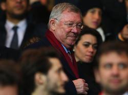 Sie Alex Ferguson plädiert für Gianni Infantino