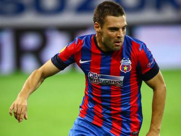Mittelfeldspieler Adrian Popa wirkte in 28 der 34 Ligaspiele mit