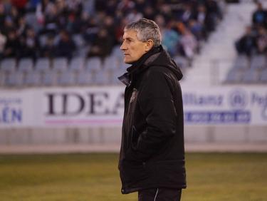 El técnico podría recalar en otro equipo español en verano. (Foto: Imago)