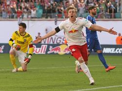 Emil Forsberg fährt mit den Schweden zur Europameisterschaft
