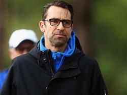 Hofft auf Punkte in der Fremde: Hertha-Manager Michael Preetz