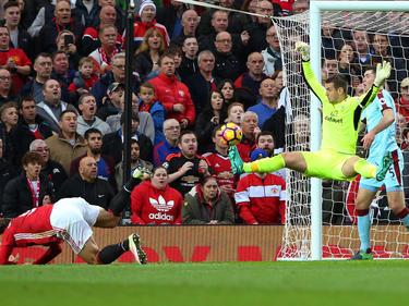 Tom Heaton tat sich und Zlatan Ibrahimović weh