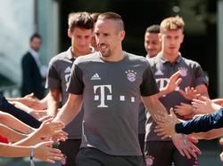 Der FC Bayern bleibt Ribérys letzter europäischer Klub