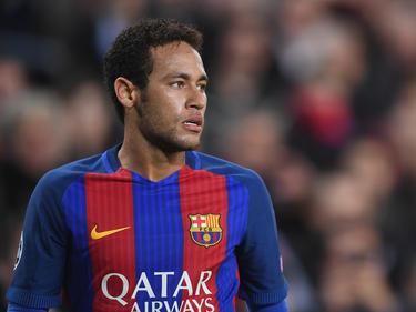 Neymar blickt auf die Premier League