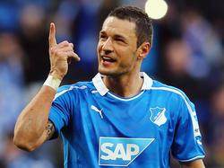 Sejad Salihović war neun Jahre lang in Diensten der TSG Hoffenheim