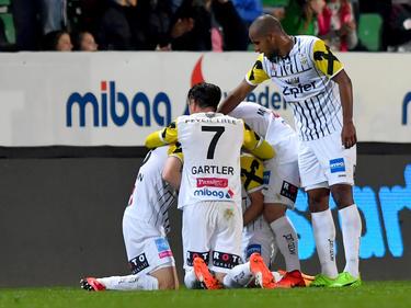 Der Linzer ASK steht vor der Rückkehr in die Bundesliga