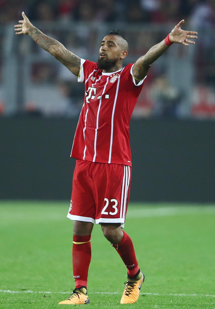 Arturo Vidal (Bayern München)