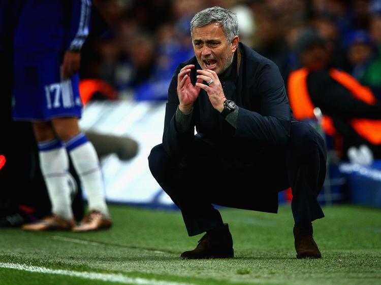 Mourinho soll sich mit Manchester einig sein