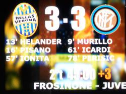 Icardi (61) y el croata Perisic (78) llevaron la igualada definitiva al marcador. (Foto: Getty)