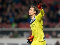 Przemysław Tytoń bleibt die Nummer eins in Stuttgart