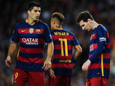 Katerstimmung herrscht zurzeit bei den Stars des FC Barcelona