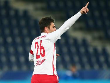 Jonatan Soriano se proclamó 'pichichi' de la liga austríaca tres veces seguidas. (Foto: Getty)