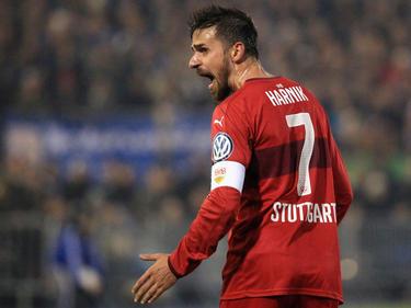 Martin Harnik ist mit dem VfB Stuttgart abgestiegen