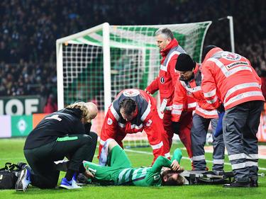 Izet Hajrović fällt mit einem Kreuzbandriss aus