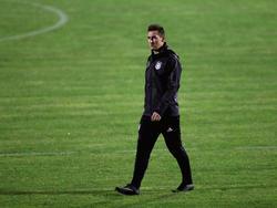 Miroslav Klose wollte zeitweise nichts mehr vom Fußball wissen