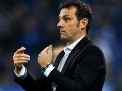 Markus Weinzierl muss mit dem FC Schalke nach Griechenland reisen
