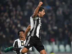 Sami Khedira ist bei Juventus ein Spieler der Marke unersetzlich