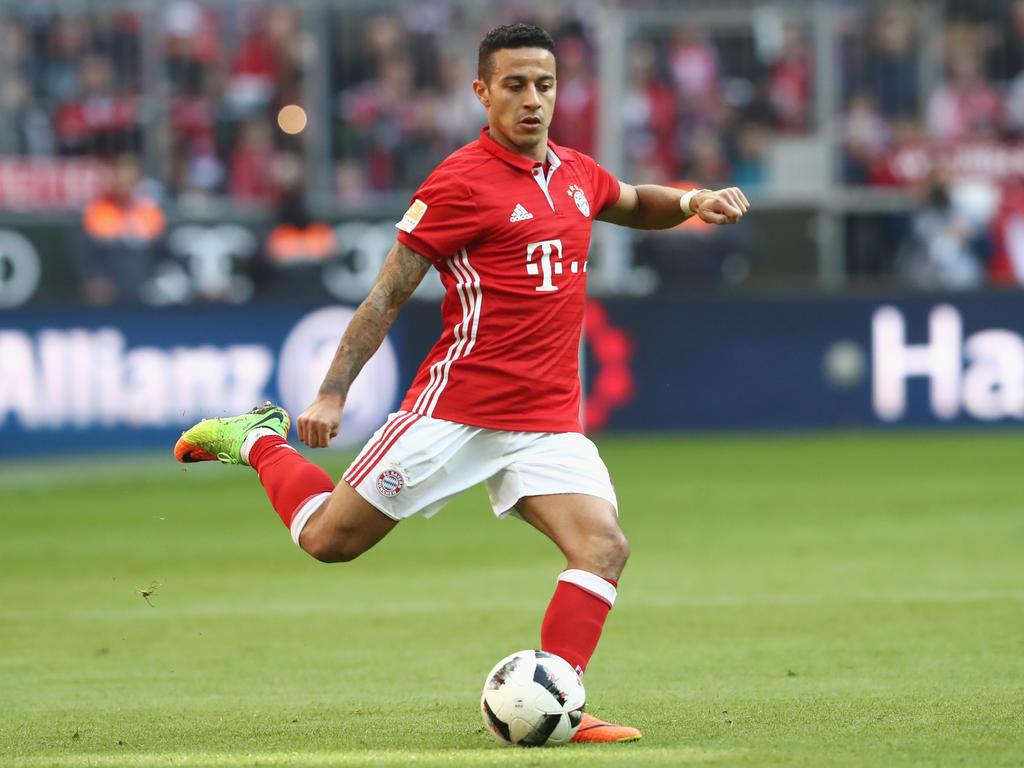 Kehrt Thiago Alcántara von Bayern München zum FC Barcelona zurück?