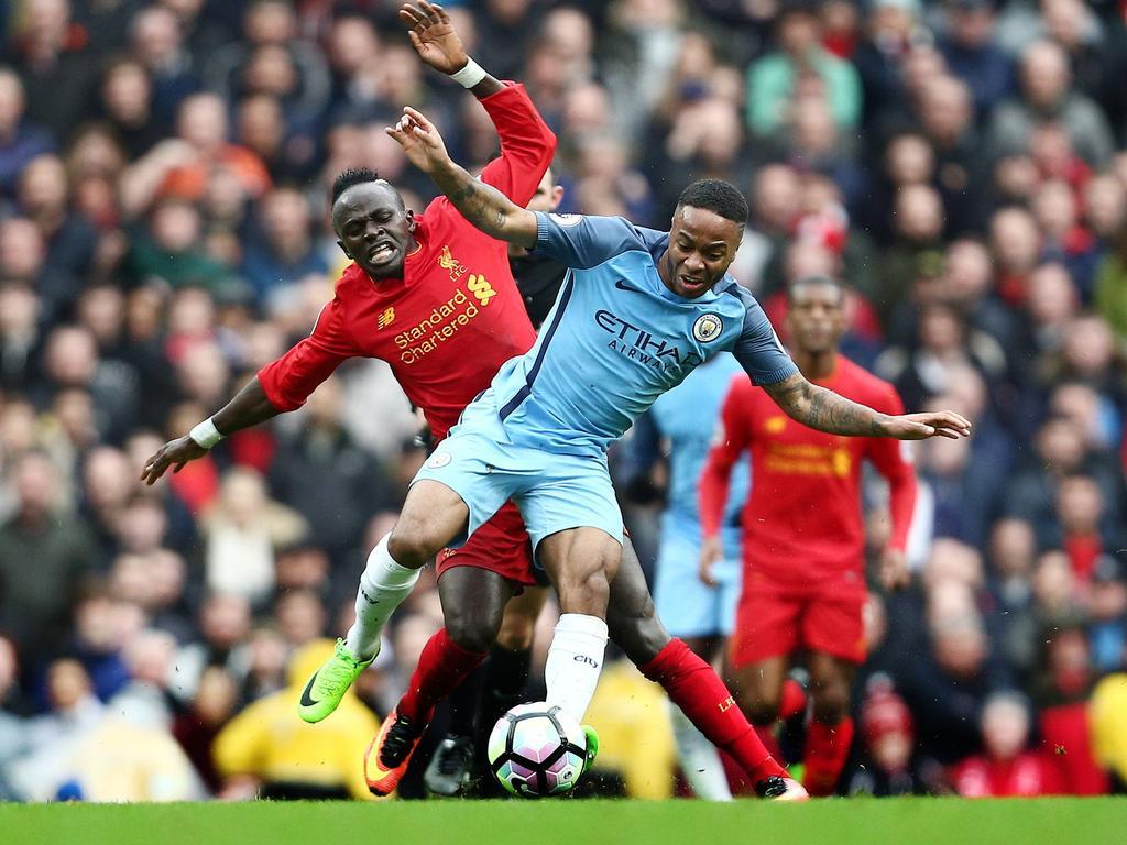 Im Hit zwischen Manchester City und Liverpool gab es keinen Sieger