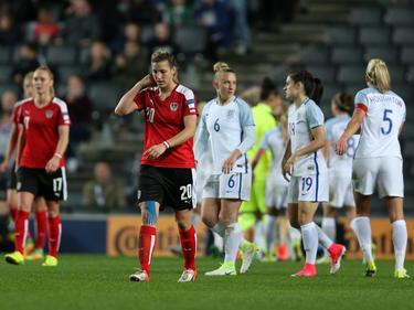 Österreich bezog in England einen klare Testspielniederlage