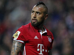 Arturo Vidal. (Foto: Getty)