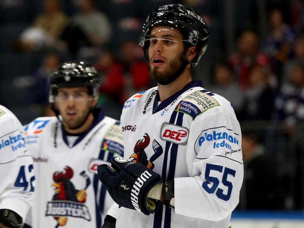 Eishockey-Meister München holt Verteidiger Button