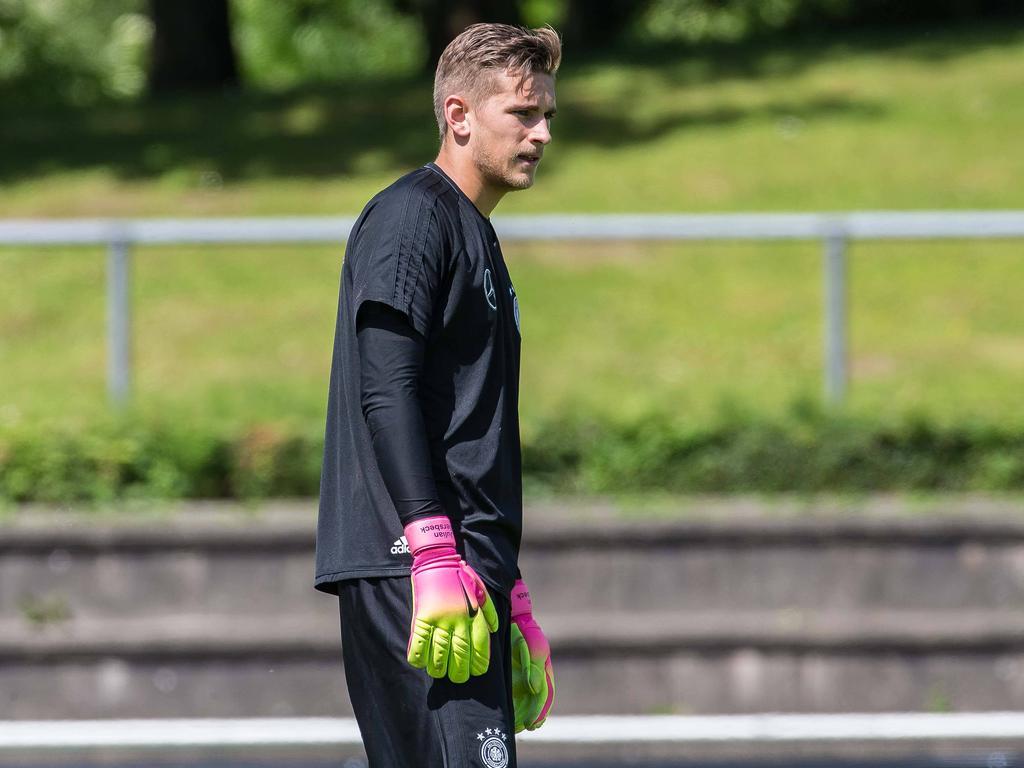 Kuntz legt sich fest: Pollersbeck im U21-Tor