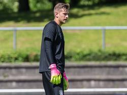 Bei der U21-EM ist Julian Pollersbeck Deutschlands Nummer eins