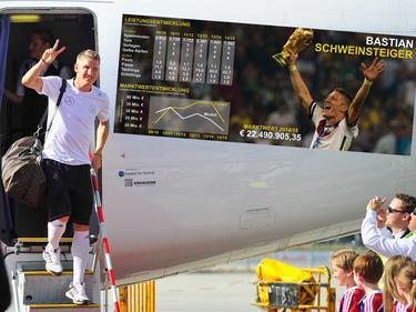 Bastian Schweinsteiger war 2014/2015 etwa 22,5 Millionen Euro wert (Bildquelle: Universität Liechtenstein)