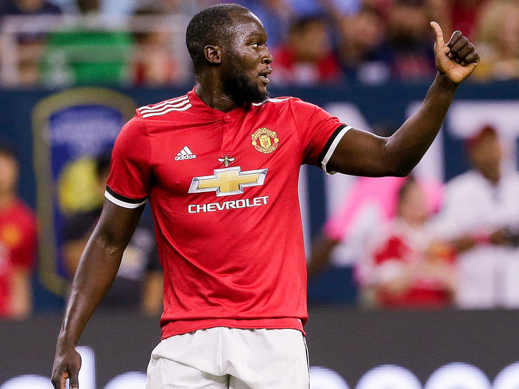 Romelu Lukaku stürmt ab der kommenden Saison für Manchester United
