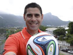 Fernando Hierro ist wieder beim spanischen Verband aktiv