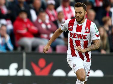 Marco Höger kehrt für die Partie gegen Wolfsburg zurück