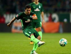 Hat die Reise zum Auswärtsspiel in Leverkusen mit angetreten: Zlatko Junuzovic