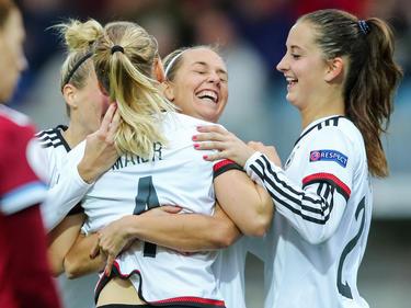 Die deutschen Frauen starten ins Olympia-Jahr