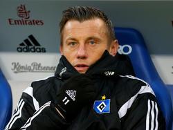 Olić saß zuletzt fast ausschließlich auf der Bank
