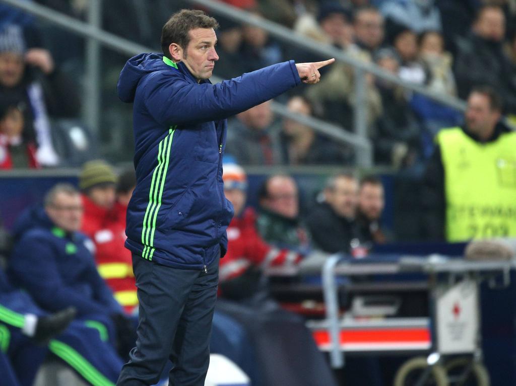 Markus Weinzierl und seine Schalker sind bei der Auslosung gesetzt