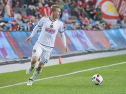 Fabian Herbers spielt für Philadelphia Union