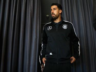 Sami Khedira wird gegen England nicht spielen