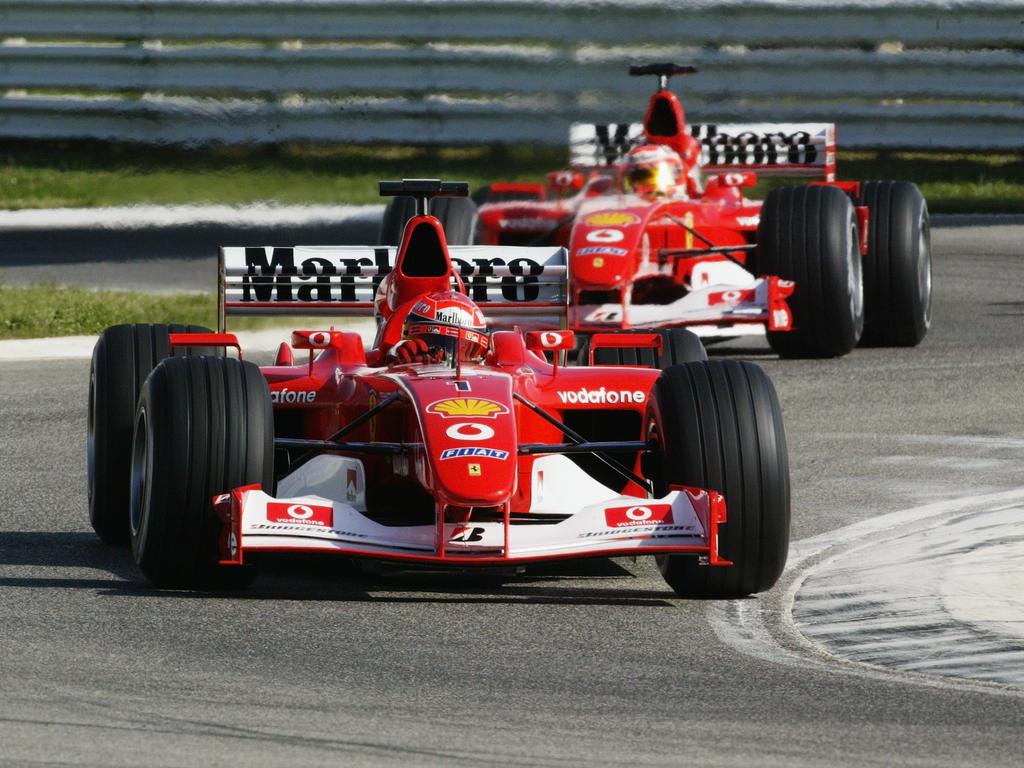 2002: F2002