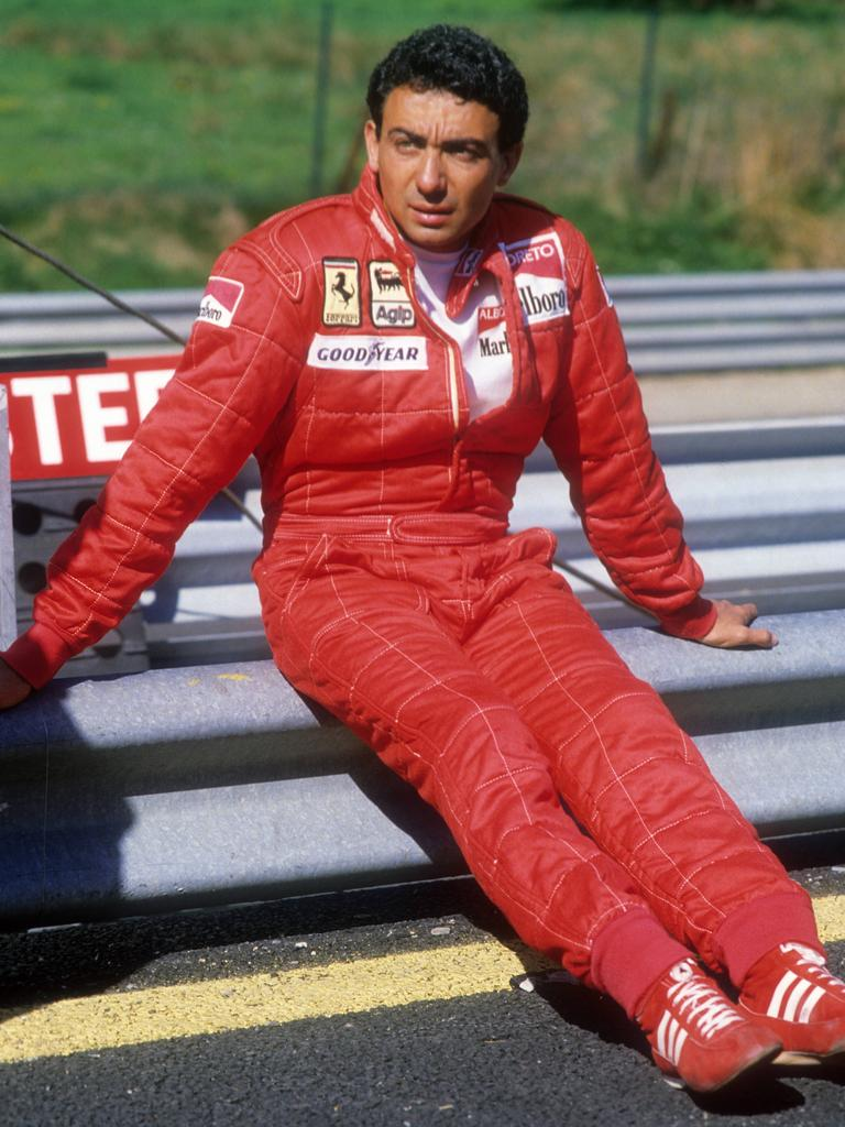 Michele Alboreto - 194 Starts