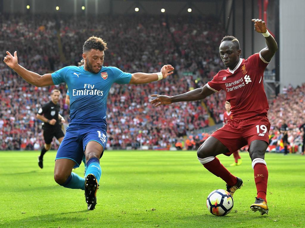 Chelsea und Arsenal über Transfer von Oxlade-Chamberlain einig